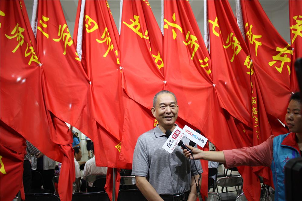 深圳市铁军晟心发展有限公司代表吕大明总经理接受采访.jpg