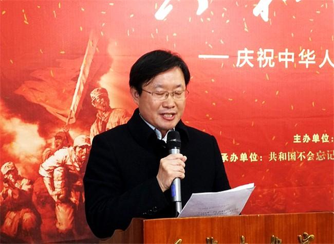 中国文化管理协会书画工作委员会会长、中国艺术博览杂志社社长兼主编郭子良发言.jpg